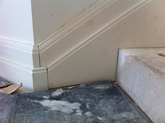 Curved Skirting